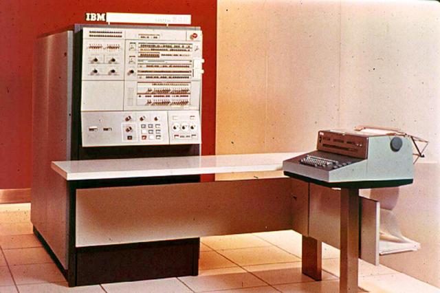 Tercera generación (IBM 360)