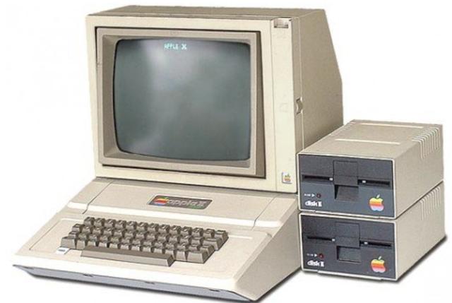 Cuarta generacion (apple-II)