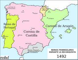 REINOS PENINSULARES EN EL SIGLO XV