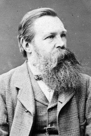 Friedrich Engels Birth