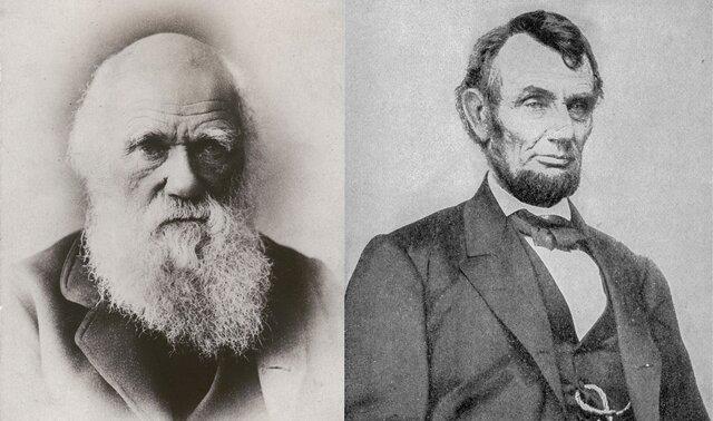 Charles Darwin was born February 12th of 1809