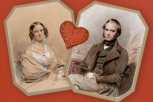 Darwin Got Married