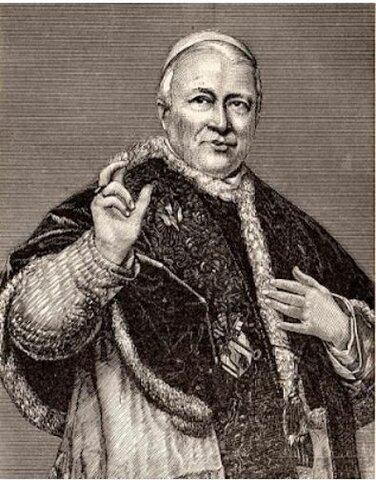 Pio IX e le prime costituzioni suscitano nuove speranze