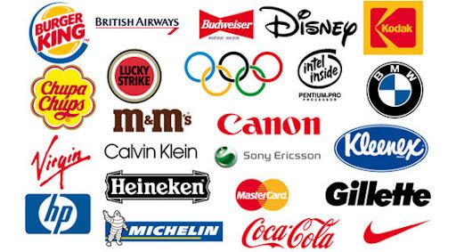Las categorías de las marcas