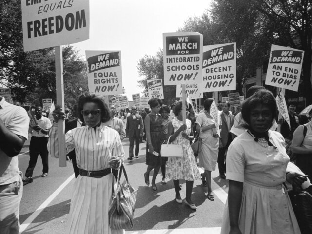 Commitment to Civil Rights Grows