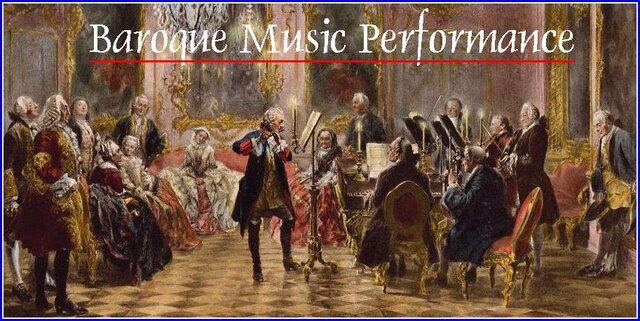 Baroque Music Period