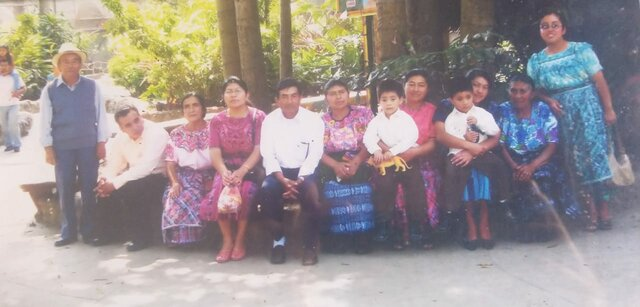 The day in my firts travel at Guatemala