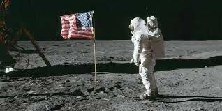 EUA Conquista la luna