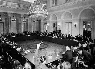Creación del Pacto de Varsovia
