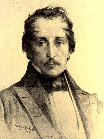 Francisco de Paula Santander comenzó un período de cuatro años en la presidencia de la República de la Nueva Granada.