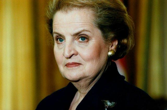Modern Period (1914-2000) Madeleine Albright