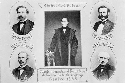 Comité de los cinco.