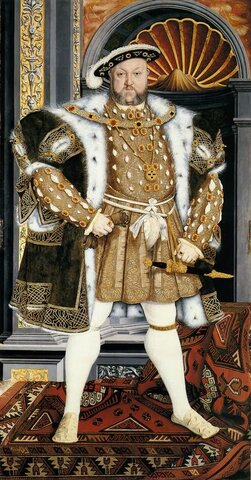 Renaissance Reformation (1400-1648) King Henry the VII