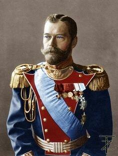 Assasinat du Tsar Nicolas II