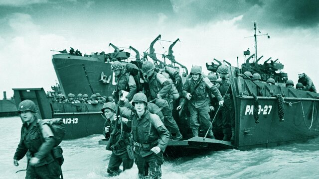 D-Day and Normandy invasion