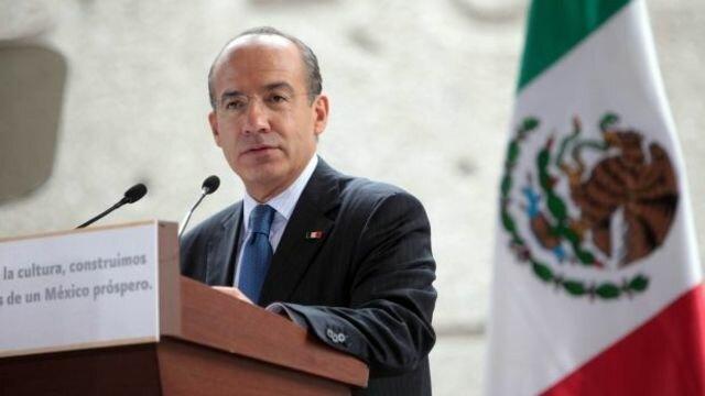 2007-2012: Felipe Calderón Hinojosa