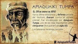 Nacimiento de Apiaguaiki Tumpa
