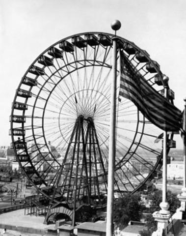 Worlds Fair- Saint Louis