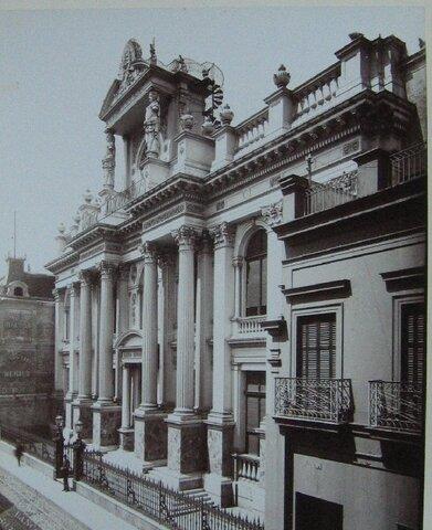 Creación del Banco Central Hipotecario