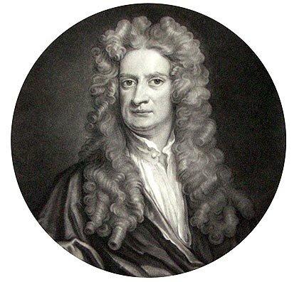 Isaac Newton (Física)