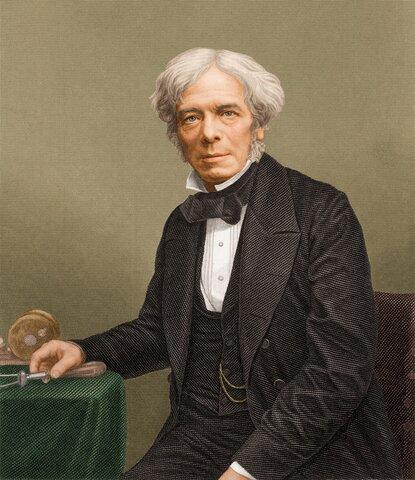 Michael Faraday (Física)