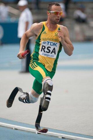 Paralímpicos en los Juegos Olímpicos