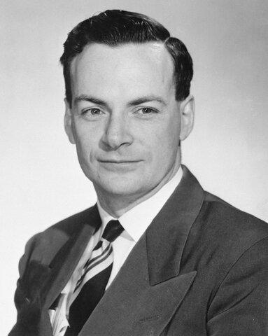 Richard Feynman (Física)