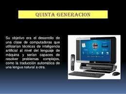 MIL NOVECIENTOS OCHENTA Y DOS QUINTA GENERACION 1982-1989