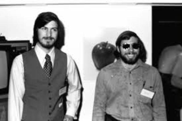 Venta con Steve Wozniak