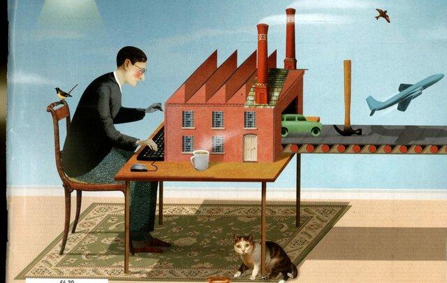 Impulso de la I.O.P. en la Revolución Industrial.