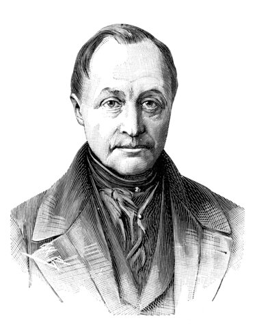 The Birth Of Auguste Comte