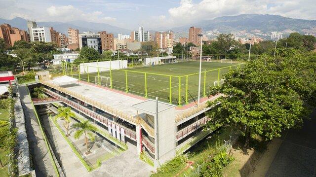 Más espacios en Medellín