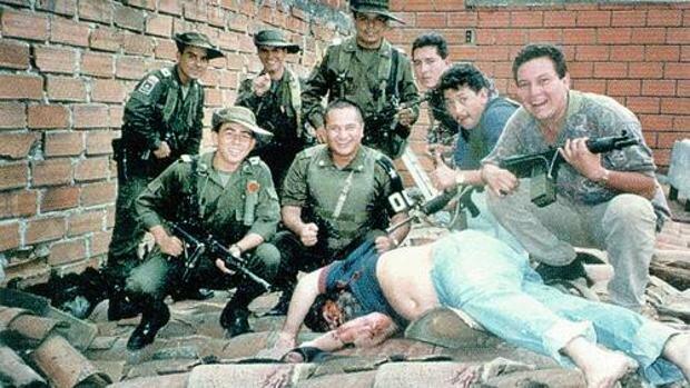 Es abatido Pablo Escobar