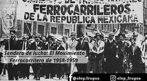 Movimiento obrero de 1959