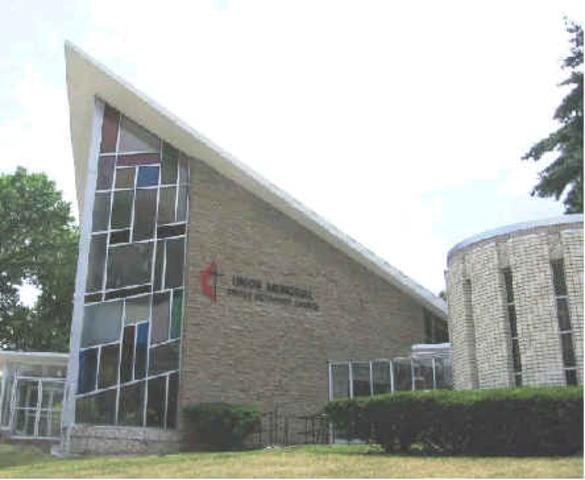 Cornerstone Laying of Present Church