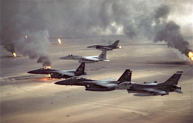 Operation Desert Storm - Module 9 (1/2)