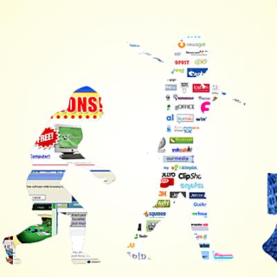 Historia de la evolución de la gerencia de marca timeline