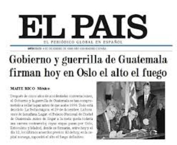 Acuerdo de Oslo
