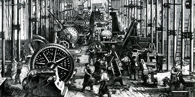 Inicio del Humanismo  2.0 era industrial y reconocimiento de oriente