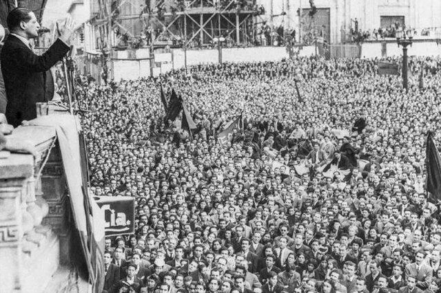 """""""Marcha de las Antorchas"""" y la """"Marcha del Silencio"""""""