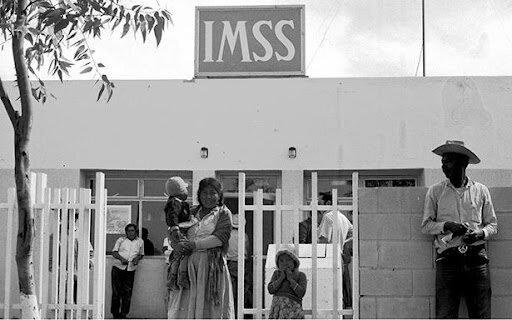 Formación del IMSS