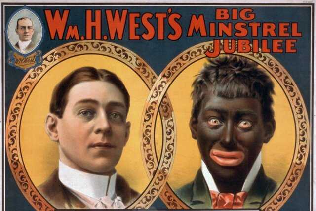 """The """"minstrel"""" show height"""