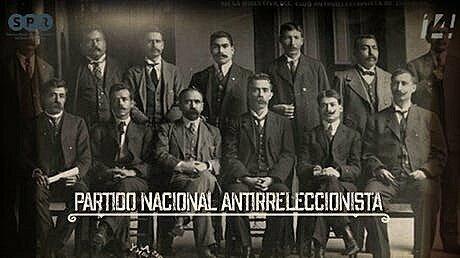 Francisco I. Madero funda en PNA