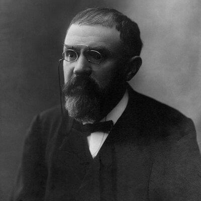 Henri Poincare (April 29,1854 - July 17,1912) timeline