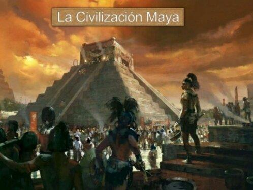 Los Mayas.