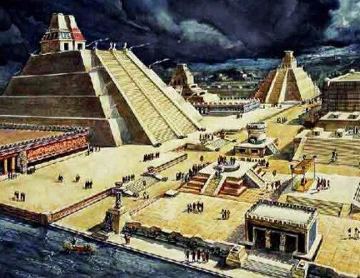 Imperio Azteca.