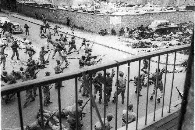 Masacre de estudiantes universitarios