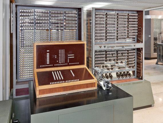 Z3 primer ordenador binario programable