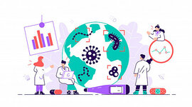 Historia De La Epidemiologia timeline