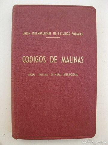 Códigos de Malinas